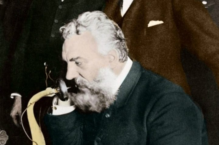 5 surprising facts about the most popular english greeting hello telephone greeting by the rival of alexander graham bell hello buzzfeed m4hsunfo