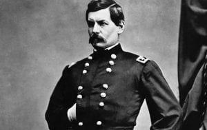 General George McClellan, Union army, Civil War, Army of the Patomic, Abraham Lincoln