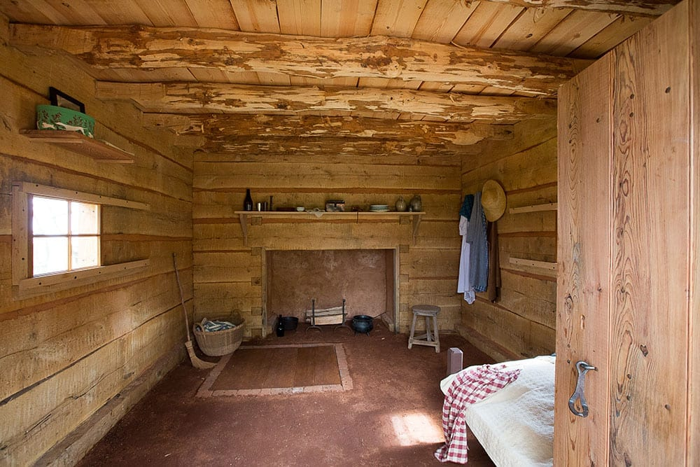 Discovery Of Secret Room On Plantation Reignites The