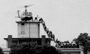 Fall of Saigon, Ho Chi Minh City, US Embassy, South Vietnam, North Vietnam, Vietnam War, NVA, North Vietnamese Army, helicopters, Ambassador, airlift, Vietnamezation, 1975