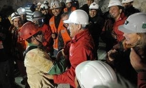 2010 Copiapó mining accident, Chilean mining accident, the 33
