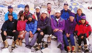 Mount Everest 1996 disaster, death zone