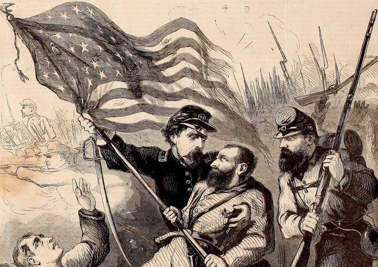 https://www.thoughtco.com/flags-importance-in-the-civil-war-1773716