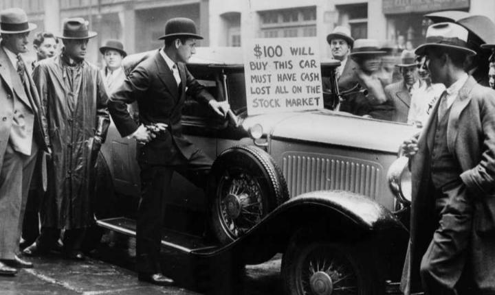 Myth or fact: Did investors really jump out of windows after the 1929 stock market crash?