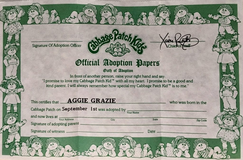 http://yello80s.com/cabbage-patch-kids-wednesday-cpk-adoption-papers/