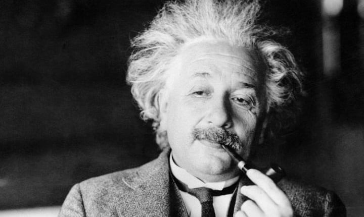 September 26, 1905: Einstein publishes his first paper on relativity