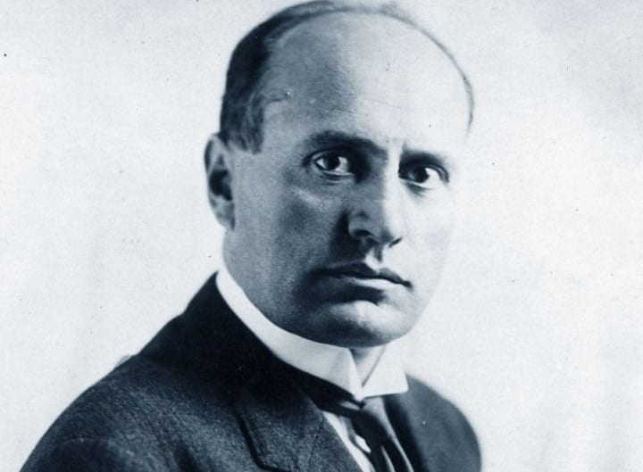 Benito Mussolini's horrifying death was a massive dose of payback from his pissed off citizens